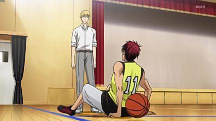 Kuroko no Basket - 2 [bg subs][720p]