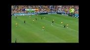 Мондиал 2014 - Австралия 0:3 Испания - Ла Фурия излезе с чест!