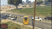 Grand Theft Auto V [pc] / Мачкаме полицаи
