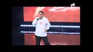 X Factor Romania Страхотен имитатор на Майкъл Джексън