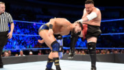 Tye Dillinger vs. Samoa Joe: SmackDown LIVE, July 17, 2018