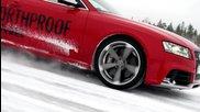 Белият Ад - зимни гуми със снежни зъбци
