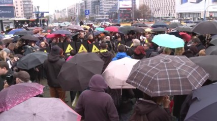 Poland: Pro-choice protesters decry proposed abortion laws in Warsaw