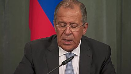 "Russia: Lavrov calls for ending ""politicised, artificial disputes"" after Nice attack"
