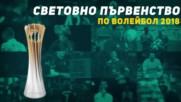 Световно първенство по волейбол 2018