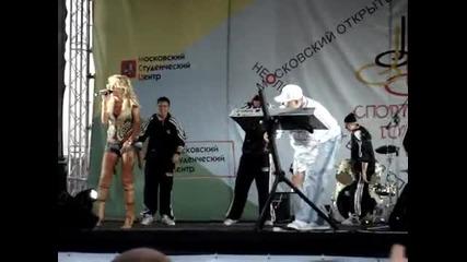 Ангел-а и Dj Slon Финская полька и Ангел мой