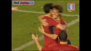 Spain - Belgium 4:0 Goal na David Silva