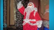 Man Named Santa Claus Rejoices After North Pole OKs Marijuana Sales