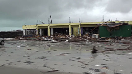 Bahamas: UN's Guterres surveys devastation in the wake of Hurricane Dorian