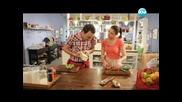 Тайландска салата, галактобуреко, нудли с пъстърва. - Бон Апети (08.05.2013)