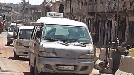 Syria: Militray checkpoints set up in Daraa as army seeks to implement reconciliation agreement