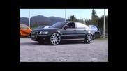 Audi W12 Sound Test