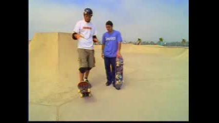 Skateboard - Ето Как Се Прави Ollie