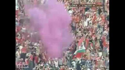Cska Sofia - Bayer Leverkusen 1:0