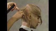Късо Подстригване С Градация
