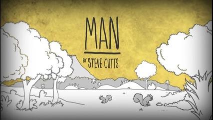 човекът