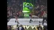 Wwe (jeff Hardy & Dudley Boyz Vs 3 Minute Warning & Rico) Table Match