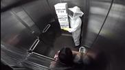 Пчели убийци в асансьора 2 - убийствена шега