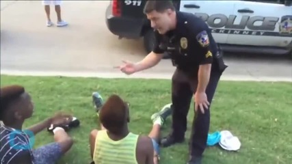 Video Of Officer Who Drew Gun On Black Teens Raises Tension