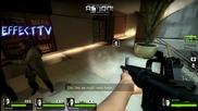 [eп.4] Нека да превъртим Left 4 Dead 2 [ Кампания : Dead Center / Атриума - H D 720p]