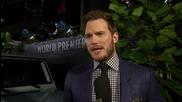 Chris Pratt Stars At LA Premiere of 'Jurassic World'