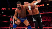 Bobby Roode vs. Dolph Ziggler: Raw, July 16, 2018