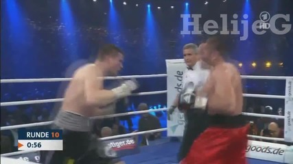 Първото промо видео за мача между Владимир Кличко и Кубрат Пулев - Кобрата