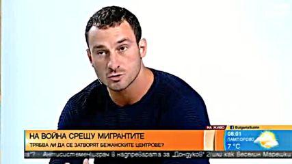 Петър Низамов Перата Нидал Хлайф - сирийски журналист и режисьор
