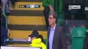 Селтик - Барселона 0:1