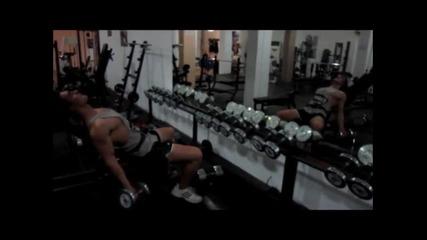 Мотивация- Радостин Кузманов/дърпаща тренировка