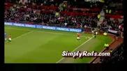 Корнер на Man - Utd срещу Chelsea