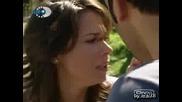Мурат Йълдъръм и жена му Бурчин в сериала Буря( Murat ve Burcin - Firtina)