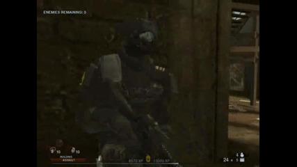 Rainbow Six Vegas 2 - Terrorist Hunt - Kill House