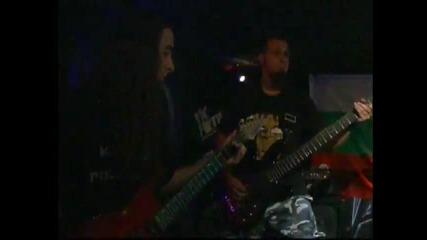 Nightmare (bg) - Destruction in us Live