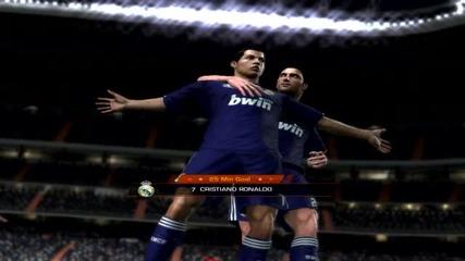 Fifa 11 - Goal с Cr !!!