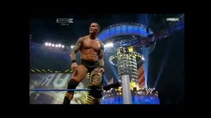Wwe Surviror Series 2010 - Randy Orton Vs. Wade Barrett - Wwe Championchip