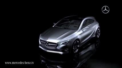 Бъдещият Mercedes Concept A - Class