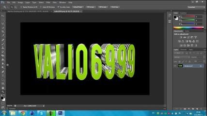 Speed Art | Valio6999 Desing