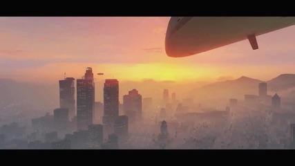 Първи официален трейлър на Grand Theft Auto V™