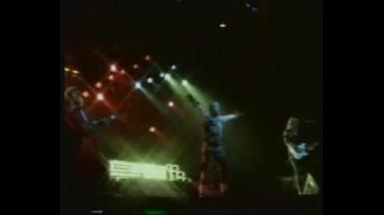 Accept-princess Of The Dawn Live Japan 1985 + превод