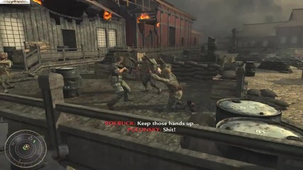 Call of Duty World at War Veteran 13- Breaking Point (us Missions Final)