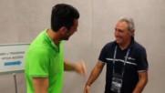 Когато две легенди се срещнат!
