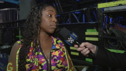 Naomi is ready for her next title opportunity: WWE.com Exclusive, Dec. 18, 2018