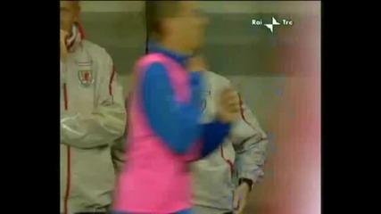 Аран Рамзи супер победен гол!уелс 2:1 Италия