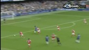 Chelsea vs Arsenal 2:0