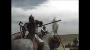Mount & blade Viking Battle