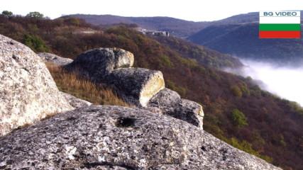 Скално светилище Градище край с. Петров дол