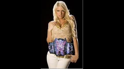Kelly Kelly - New Divas Champ!