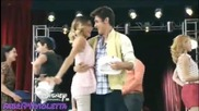 Violetta 3: Всички пеят Llamame (еп. 75) + Превод