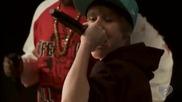 Justin Bieber feat Sean Kingston - eenie meenie (live)